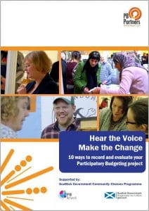 Hear the voice make the change cover image