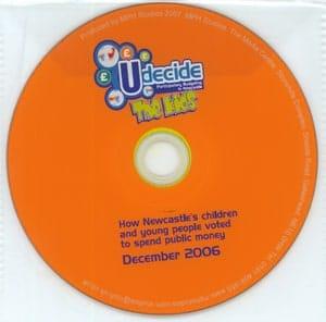 Udecide DVD