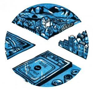 Scots pound report logo