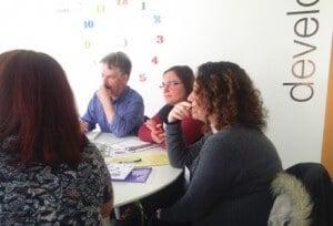 Scotland workshop participants