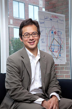 Archon Fung. Photo: Martha Stewart, Harvard Kennedy School website