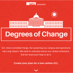 degrees of change website front
