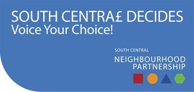 South Central Decides Logo