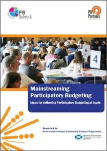 Cover of Mainstreaming participatory Budgeting image