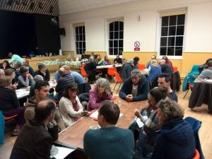Buckfastleigh PB deliberation meeting