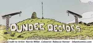 Dundee decides comic
