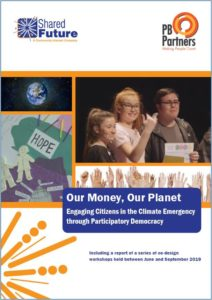 Our Money Our Planet report