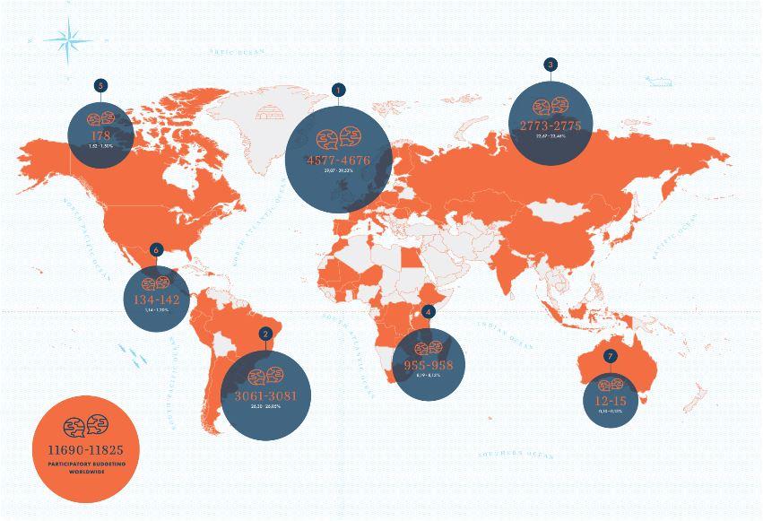 PB world map